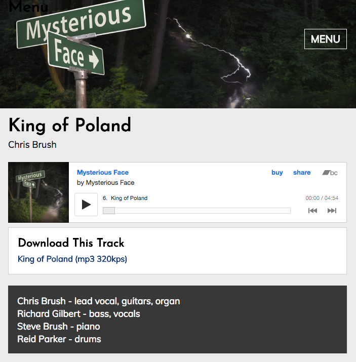 King_of_Poland___Mysterious_Face